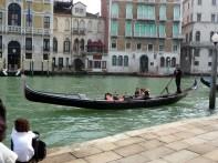 Gôndola no Canal Grande, Veneza