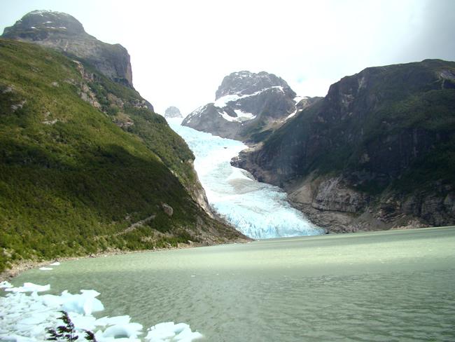 Glaciar Serrano, Patagonia chilena