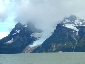 Glaciar Balmaceda, no Chile
