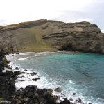 Green Sand Beach, Havaí