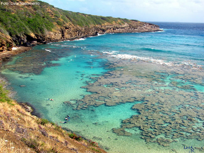 Hanauma Bay, Havaí