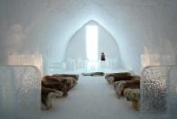Hotel de gelo, Finlândia