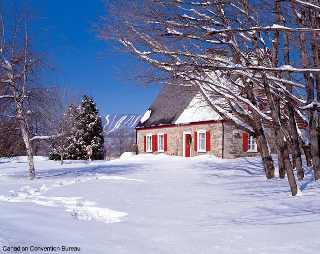 Inverno no Québec, Canadá