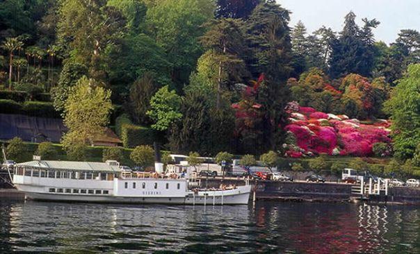 Isolla Bella, Lago Maggiore, Itália