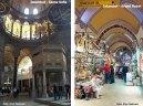 Istambul, Santa Sofia e Grand Bazar