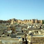 Jaisalmer, cidade medieval no deserto, Rajastão, Índia