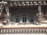 Janela em Katmandu