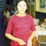 Moça tailandesa