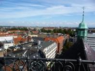 Kopenhagen, vista do alto