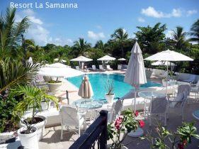 La Samanna, resort, Saint-Martin, Caribe