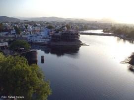 Lago de Udaipur, Índia