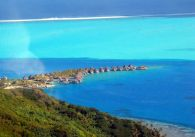 Laguna de Bora Bora, Tahiti