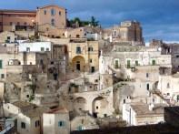 Sassi de Matera, Itália