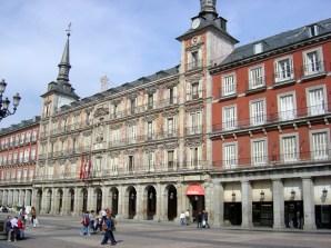 Madri, Plaza Mayor, Espanha