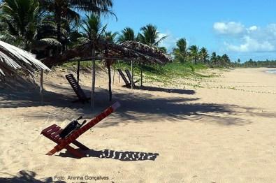 Marau, Praia Cassange, Bahia