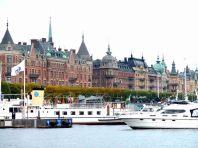 Marina em Estocolmo