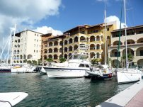 Marina em Saint-Martin