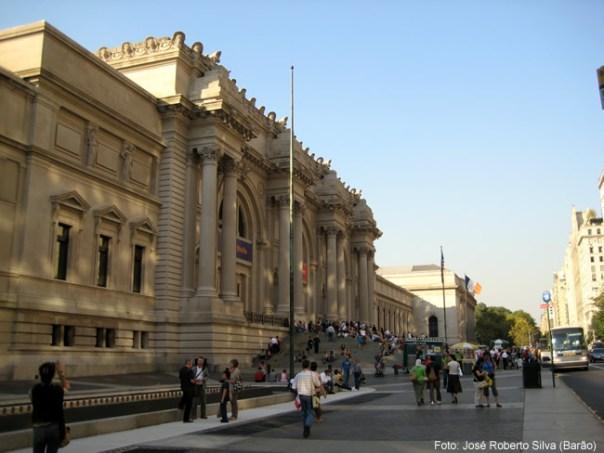 Metropolitan Museu of Art, New York - Foto Barão