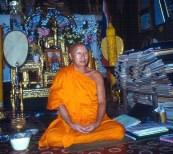 Monge, norte da Tailândia