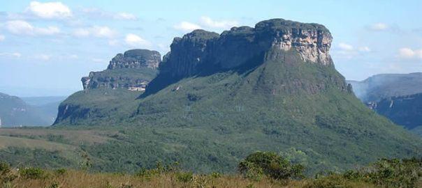 Morro do Camelo, Chapada Diamantina, Bahia