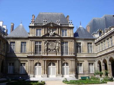 Musée Carnavalet, Marais, Paris