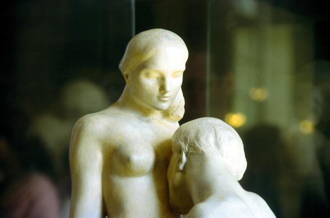 Escultura no Musée Rodin, Paris