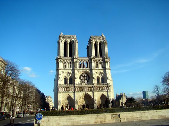 Notre-Dame, île de la Cité