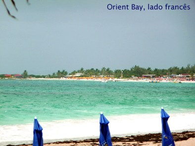 Orient bay, Saint-Martin, Caribe