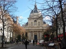 Pairs, La Sorbonne