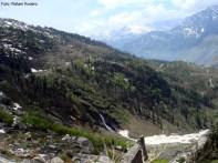 Paisagens grandiosas no norte da Índia