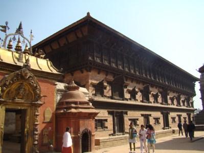Palácio das 55 janelas, Bhaktapur, Nepal