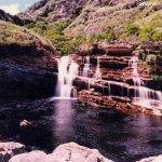 Palmeiras, Chapada Diamantina, Cachoeira da Capivara
