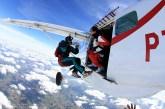 Paraquedismo, saltando em Boituva, SP