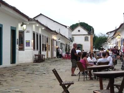Paraty, centro histórico