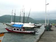 Paraty, porto