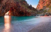 Praia de Arcomagno in Calabria. Foto: Viaggio Routarde CC BY