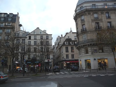 Paris, Boulevard Saint-Germain