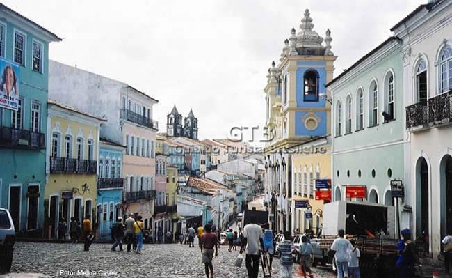 Pelourinho, Salvador, Estado da Bahia
