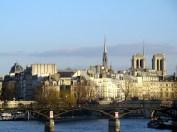 Perambular a pé por Paris é um grande programa e de graça