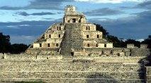 Pirâmide los Nichos, no México