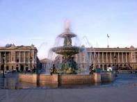 Place de la Concorde, em Paris, França