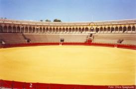Plaza de Toros, Sevilha