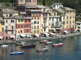 Portofino, no Mediterrâneo, Riviera Italiana