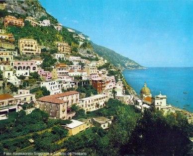 Positano, Costa Amalfitana, Itália