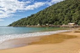 Praia de Laranjeiras, Santa Catarina