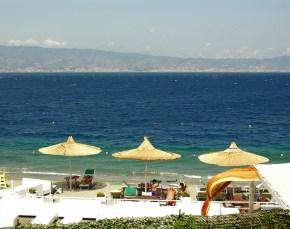 Praia em Regio di Calábria
