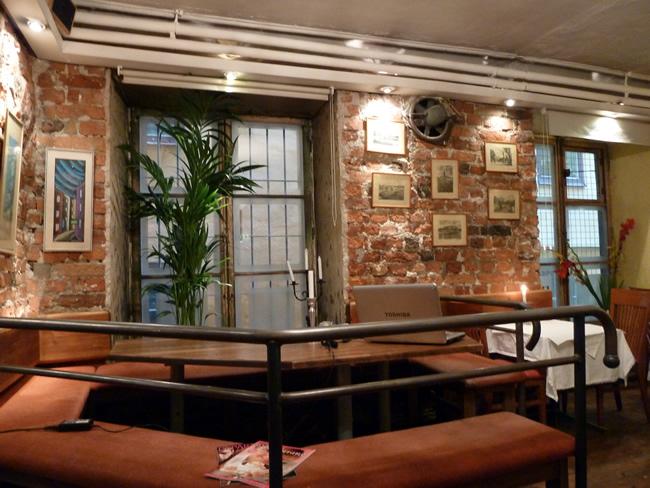 Pub em Estocolmo, Suécia