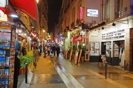 Quartier Ltin, Paris - Foto Jean Pierre Dalbera CC BY