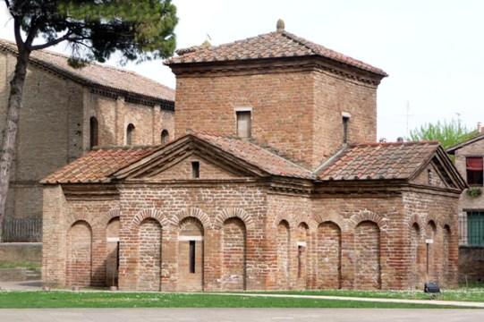 Cidade de Ravenna, Itália