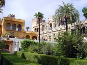 Real Alcázar, Sevilha, Espanha